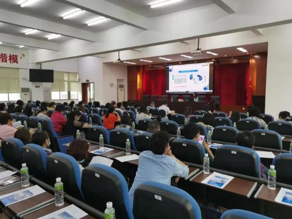 蓬江区市场监管局召开市场主体年报动员暨培训会议